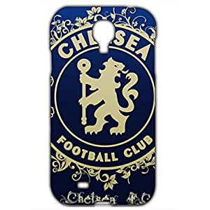 Famous Design FC Chelsea Football Club Phone Case Cover For Samsung Galaxy S4 3D Plastic Phone Case
