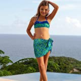 Fin Fun Mermaid Girls Swimsuit Cover Up - Aussie