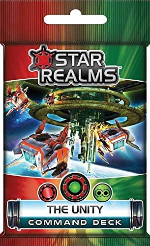White Wizard Games Star Realms: The Unity Command Deck: Amazon.es: Juguetes y juegos