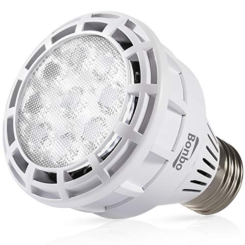 Bonbo Led Spa Bulb, 120V 25 Watt E26 LED Pool Light Bulb, 6000k Daylight White Hot Tub Replacement Bulb inground Lights Fixture