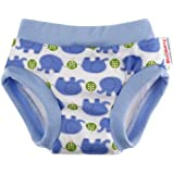 Blueberry Training Pants, Elephant, Medium (Discontinued by Manufacturer)