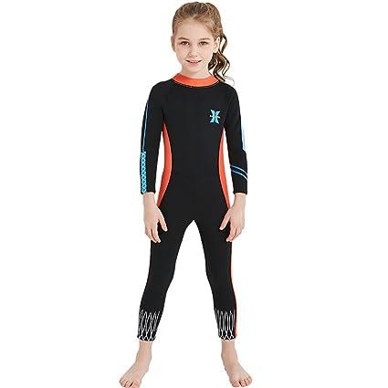 Amazon.com  Nataly Osmann Full Wetsuit for Girls ac12b4693