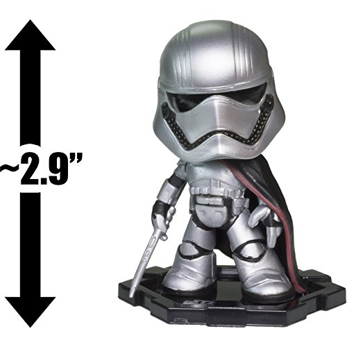 Captain Phasma: ~2.9