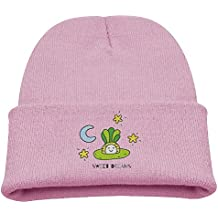 Msiiks Mei Mei's A Sweet Dream Children's Knit Hat, Warm and Dirty Bones Hat.