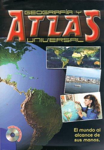 ATLAS Y GEOGRAFÍA UNIVERSAL (Spanish Edition)