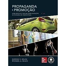 Propaganda e Promoção: Uma Perspectiva da Comunidação Integrada de Marketing
