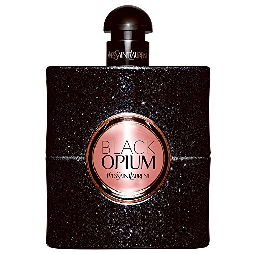 Yves Saint Laurent Eau De Parfum Spray for Women, Black Opium, 3 (Parfums Yves Saint Laurent)