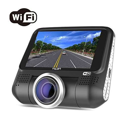 Dash Cam With WIFI 3