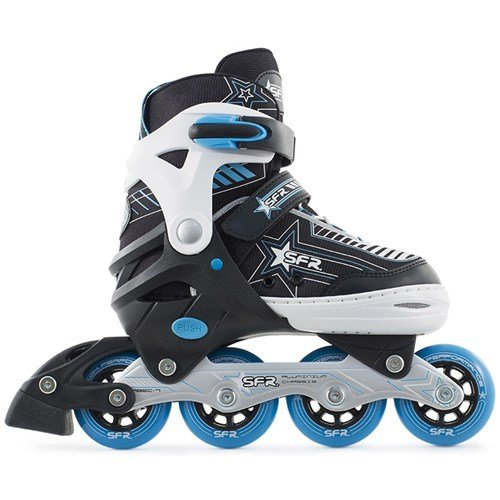 SFR Pulsar Adjustable Patines Unisex Niños