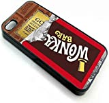 VenKa Store iPhone 7 7s Back Phone Case Cover OF Willy Wonka Golden Ticket Chocolate Bar TV