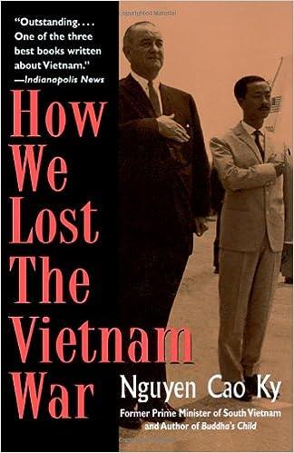 How We Lost the Vietnam War: Nguyen Cao Ky: 9780815412229