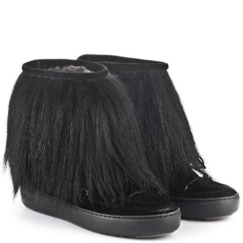 Pulse Chalet Tecnica Moon Boots Waterproof Boot Fur Black Winter Faux Womens qRHtPR