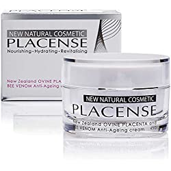 Beauteous Placense New Zealand Ovine Placenta and Bee Venom Anti-ageing Cream, 45 Gram