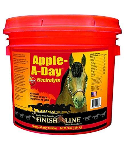 Cheap Finish Line Apple-A-Day Electrolyte, 30-Pounds