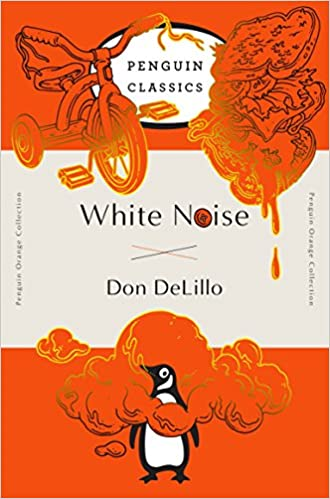 white noise contemporary fiction
