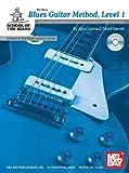 Blues Guitar Method, Level 1, David Barrett and John Garcia, 0786675306