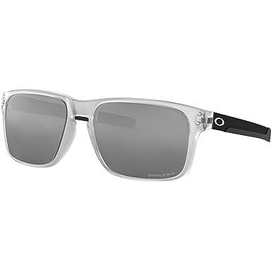 dbcf6a0570 Oakley Holbrook Mix 938405 Montures de lunettes, Transparente, 57 Homme