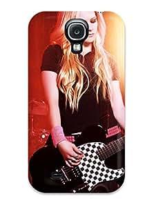 New Design Shatterproof FwdXCHa9753vwIZS Case For Galaxy S4 (avril Lavigne Desktop )