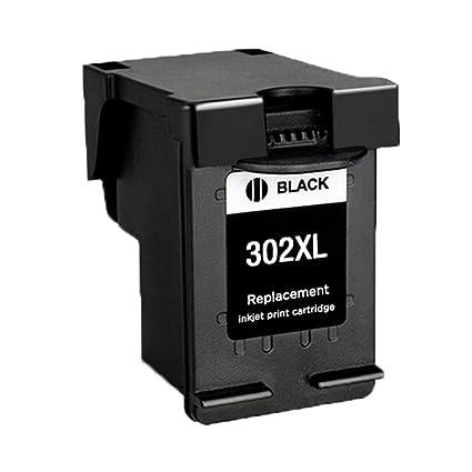 1 x Negro Cartuchos de Tinta reciclados HP 302 XL Cartuchos de ...