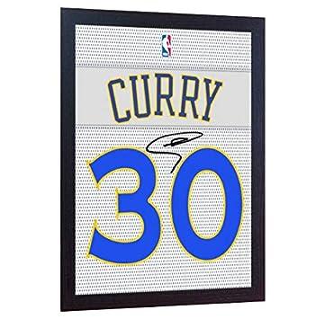 SGH SERVICES Stephen Curry Golden State Warriors - Autógrafo de ...