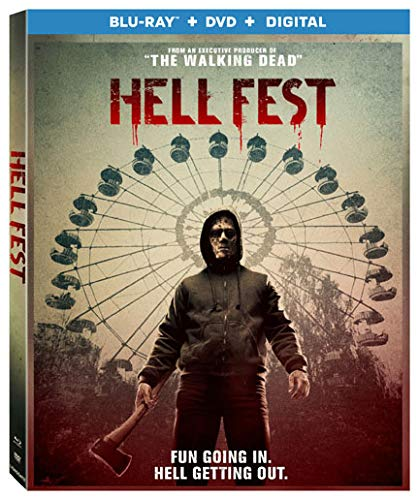Blu-ray : Hell Fest (With DVD, 2 Pack, Widescreen, Subtitled, Dolby)