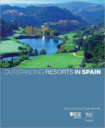 Outstanding Resort in Spain Hardcover