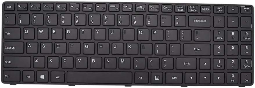 New for Lenovo Ideapad 100-15IBD B50-50 80QQ 80QQ00E6US SN20K41553 PK1310E2A00 SN20J78609 6385H-US Keyboard