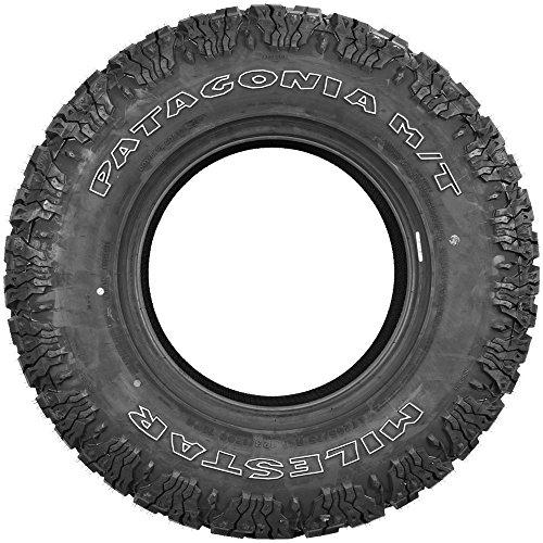Milestar Patagonia M/T Mud-Terrain Radial Tire - 38X15.50R20 125Q by Milestar (Image #1)