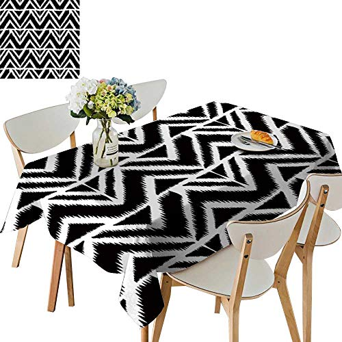 (UHOO2018 100% Polyester Tablecloth backgroun for Textile Design Wallpaper Surface Textures wrapp Square/Rectangle Multicolor,52 x)