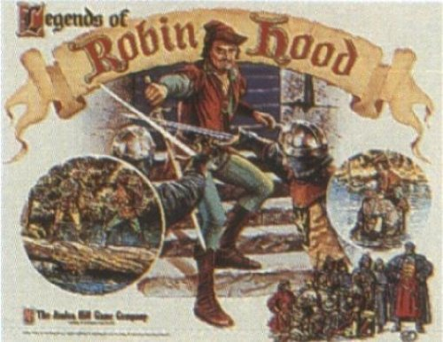 Legends of Robin Hood by Avalon Hill