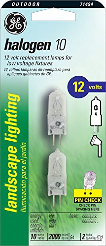 Ge Low Voltage Landscape Lighting - 6