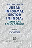 img - for Job creation in urban informal sector in India: Issues and policy options book / textbook / text book