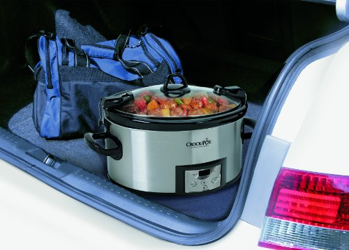 Crock-Pot SCCPVL610-S 6-Quart Pr...