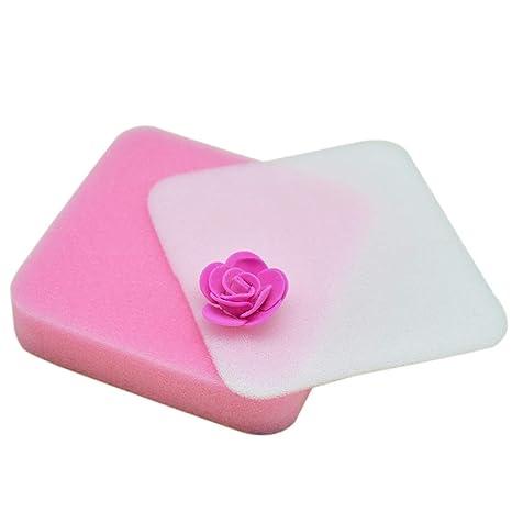4c00c05db3f Alfombrillas de esponja para formar flores de fondant y pastillaje ...