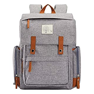 Diaper Bag Backpack Frank Mully Large Multifunction Travel Baby Bag for Mom Dad