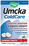 Natures Way Umcka Cold Care, Cherry 20 Chewable Tablets