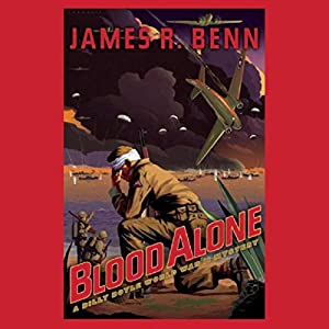 Blood Alone Audiobook
