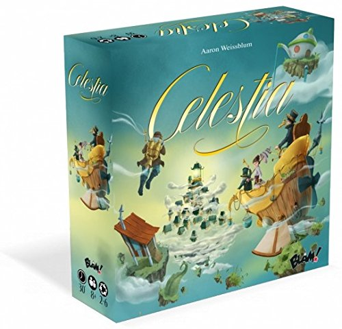 Big Save! Celestia Board Game