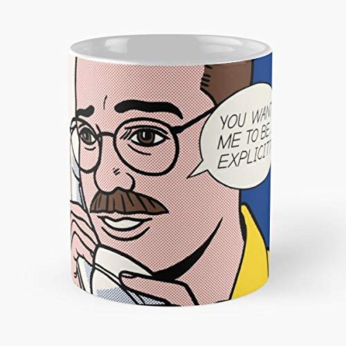 Tobias Funke Arrested Development Ad - 11 Oz Coffee Mugs Unique Ceramic Novelty Cup, The Best Gift For Holidays.