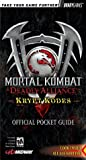 Mortal Kombat: Deadly Alliance(tm) Official Krypt Kodes (Brady Games)