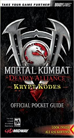 Mortal Kombat: Deadly Alliance(tm) Official Krypt Kodes