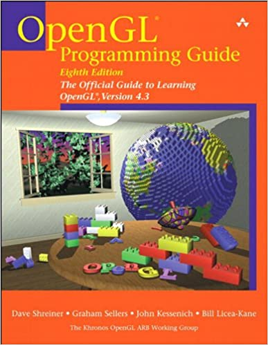 Amazon com: OpenGL Programming Guide: The Official Guide to Learning