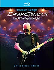David Gilmour: Remember That Night [Blu-ray]