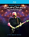 Buy David Gilmour: Remember That Night - Live At The Royal Albert Hall [Blu-ray]