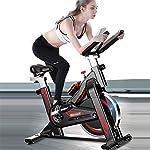 MxZas-Ultra-Quiet-Home-Cyclette-Interni-Cyclette-Dimagrante-Attrezzature-for-Il-Fitness-Spin-Bike-Color-Black-Size-105x50x102cm