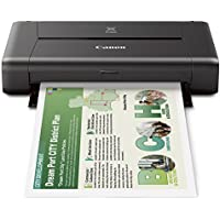 CANON PIXMA iP110 Wireless Mobile Printer With Airprint(TM) And Cloud Compatible
