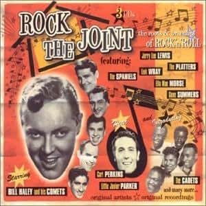 Jerry Lee Lewis Carl Perkins Little Junior Parker The