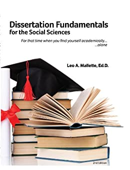Dissertation sciences