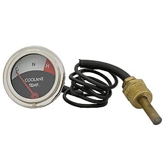AR36383-Water-Temp-Gauge-For-John-Deere Tractor-2510-3020-4020-5010-5020+