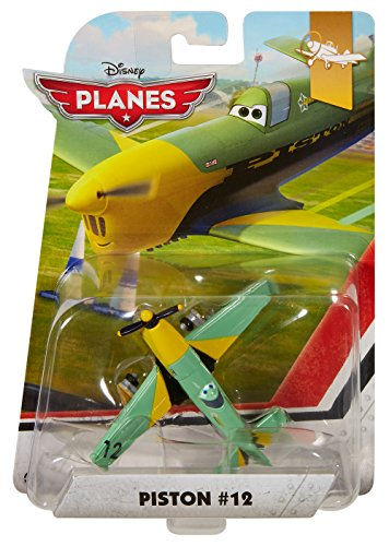 Disney Planes Piston #12 Diecast Vehicle
